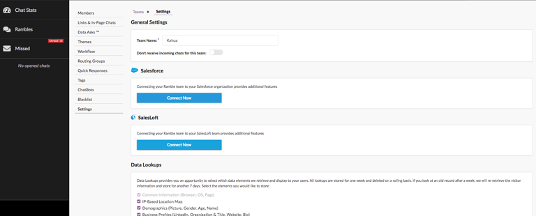 Salesforce screenshot 1